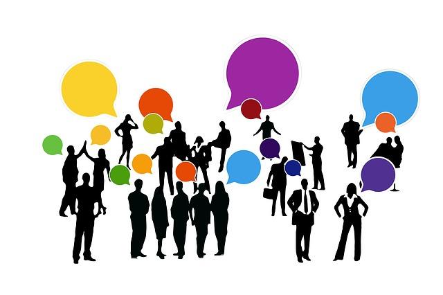 komunikace skupin