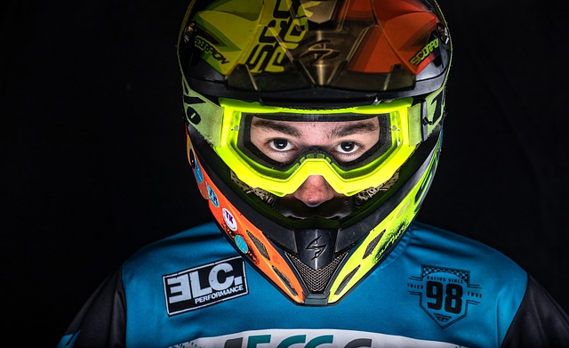 helma závodníka