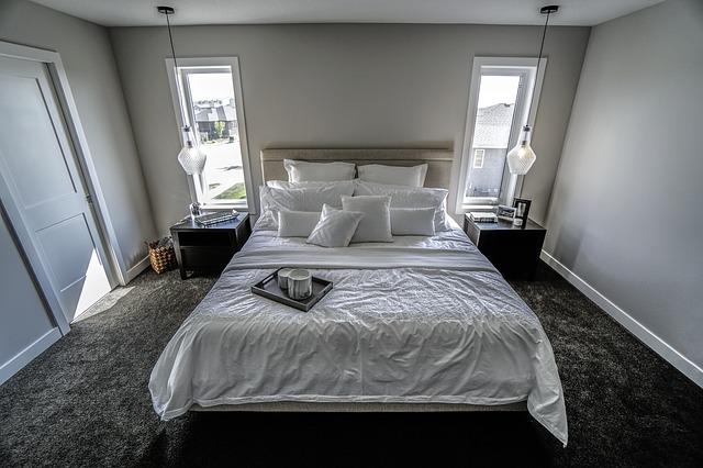 ložnice moderní